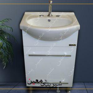 شیر آب پدالی مدل کابینتی